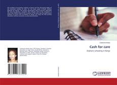 Bookcover of Cash for care