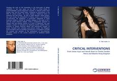 Bookcover of CRITICAL INTERVENTIONS