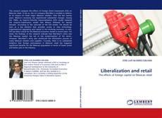 Capa do livro de Liberalization and retail