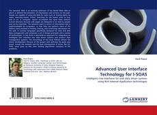 Capa do livro de Advanced User Interface Technology for I-SOAS