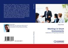 Capa do livro de Meetings in Smart Environments