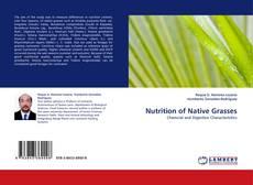Portada del libro de Nutrition of Native Grasses