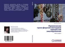 Обложка Применение трансферной методики процессов эмалирования