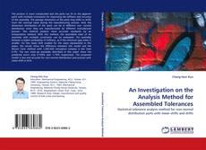Portada del libro de An Investigation on the Analysis Method for Assembled Tolerances