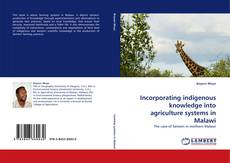 Bookcover of Incorporating indigenous knowledge into agriculture systems in Malawi