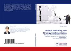 Bookcover of Internal Marketing and Strategy Implementation