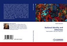 Couverture de National Identity and Otherness