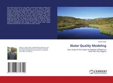 Bookcover of Water Quality Modeling