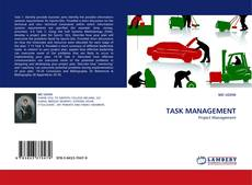 Bookcover of TASK MANAGEMENT