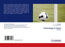 Bookcover of Technology in Sport