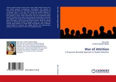 Bookcover of War of Attrition