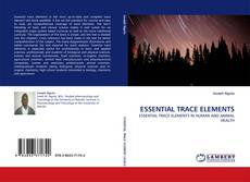 Copertina di ESSENTIAL TRACE ELEMENTS