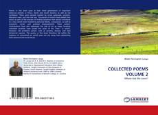 Bookcover of COLLECTED POEMS VOLUME 2