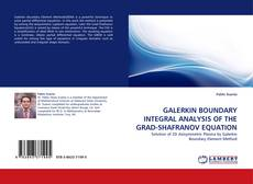 Copertina di GALERKIN BOUNDARY INTEGRAL ANALYSIS OF THE GRAD-SHAFRANOV EQUATION