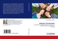Bookcover of Babylon Christendom