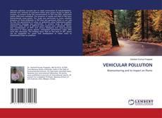 Portada del libro de VEHICULAR POLLUTION