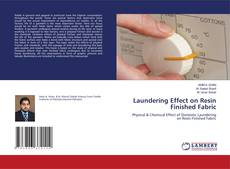 Portada del libro de Laundering Effect on Resin Finished Fabric