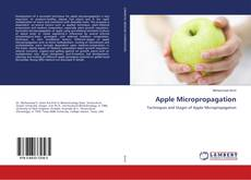 Portada del libro de Apple Micropropagation