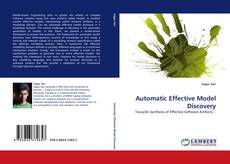 Bookcover of Automatic Effective Model Discovery