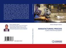 Couverture de MANUFACTURING PROCESS