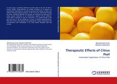 Bookcover of Therapeutic Effects of Citrus Peel