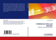 Capa do livro de FORENESICS DNA and BOTANY
