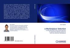 Bookcover of e-Marketplace Selection