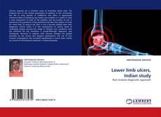 Capa do livro de Lower limb ulcers, Indian study