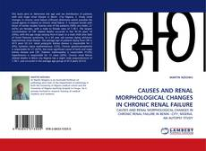 Bookcover of CAUSES AND RENAL MORPHOLOGICAL CHANGES IN CHRONIC RENAL FAILURE