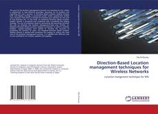 Buchcover von Direction-Based Location management techniques for Wireless Networks
