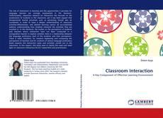 Classroom Interaction kitap kapağı