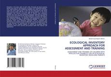 Buchcover von ECOLOGICAL INVENTORY APPROACH FOR ASSESSMENT AND TRAINING