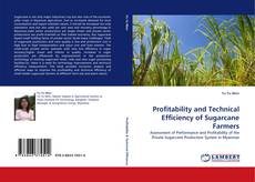 Couverture de Profitability and Technical Efficiency of Sugarcane Farmers