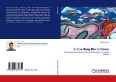Bookcover of Subverting the Sublime