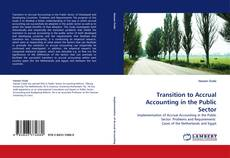 Buchcover von Transition to Accrual Accounting in the Public Sector