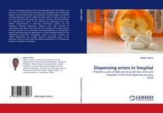 Borítókép a  Dispensing errors in hospital - hoz