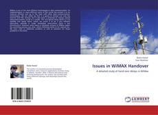 Capa do livro de Issues in WiMAX Handover