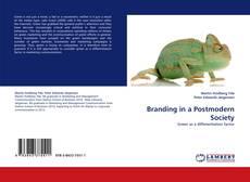 Copertina di Branding in a Postmodern Society