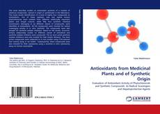 Bookcover of Antioxidants from Medicinal Plants and of Synthetic Origin