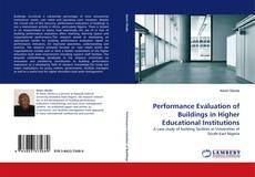 Portada del libro de Performance Evaluation of Buildings in Higher Educational Institutions