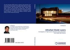 Обложка Ultrafast Diode Lasers