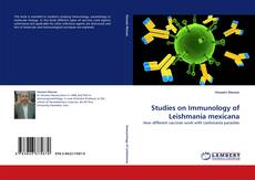 Bookcover of Studies on Immunology of Leishmania mexicana