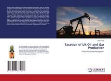 Capa do livro de Taxation of UK Oil and Gas Production