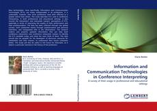 Обложка Information and Communication Technologies in Conference Interpreting