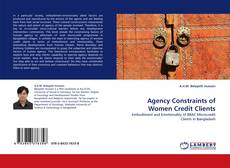 Bookcover of Agency Constraints of Women Credit Clients