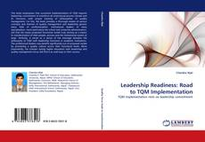 Capa do livro de Leadership Readiness: Road to TQM Implementation