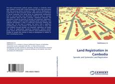 Portada del libro de Land Registration in Cambodia