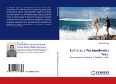 Lolita as a Postmodernist Text. kitap kapağı