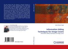 Copertina di Information Hiding Techniques for Image Covers
