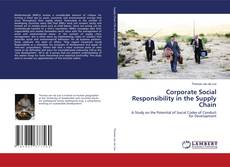 Bookcover of Corporate Social Responsibility in the Supply Chain